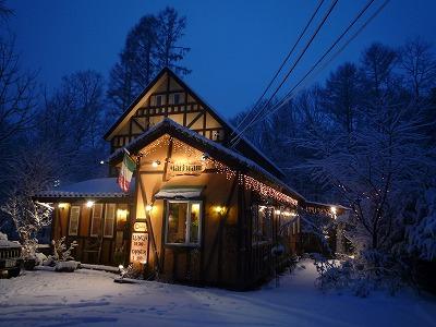 大雪の中 送別会 【Chef\'s Report】_f0111415_13463867.jpg