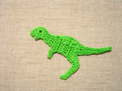 Crochet Dinosaur Afghan Pattern : DINOSAUR CROCHET PATTERN - Crochet and Knitting Patterns