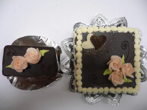 バレンタイン限定チョコレートケーキ_c0197734_14404495.jpg