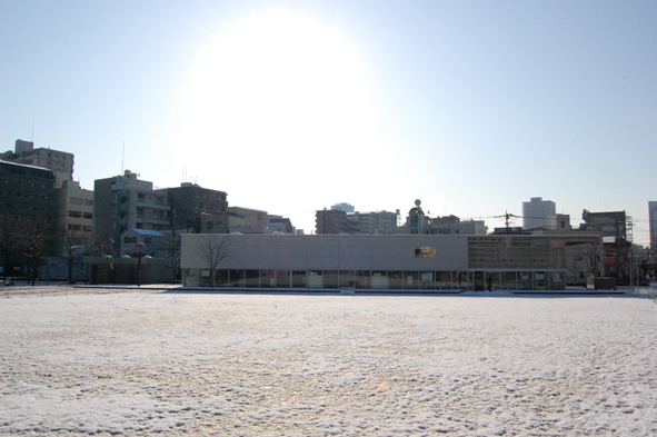 雪のアトリア_c0222139_1322642.jpg