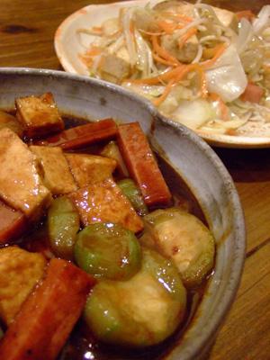 沖縄料理はいいねぇ~♪          与那国島_e0184067_8551197.jpg
