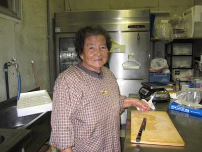 沖縄料理はいいねぇ~♪          与那国島_e0184067_856246.jpg