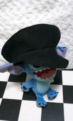 ラッキードッグ、軍帽。【その1】_a0157480_22504783.jpg