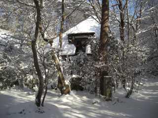 天山文庫の雪景色_d0027486_22155896.jpg