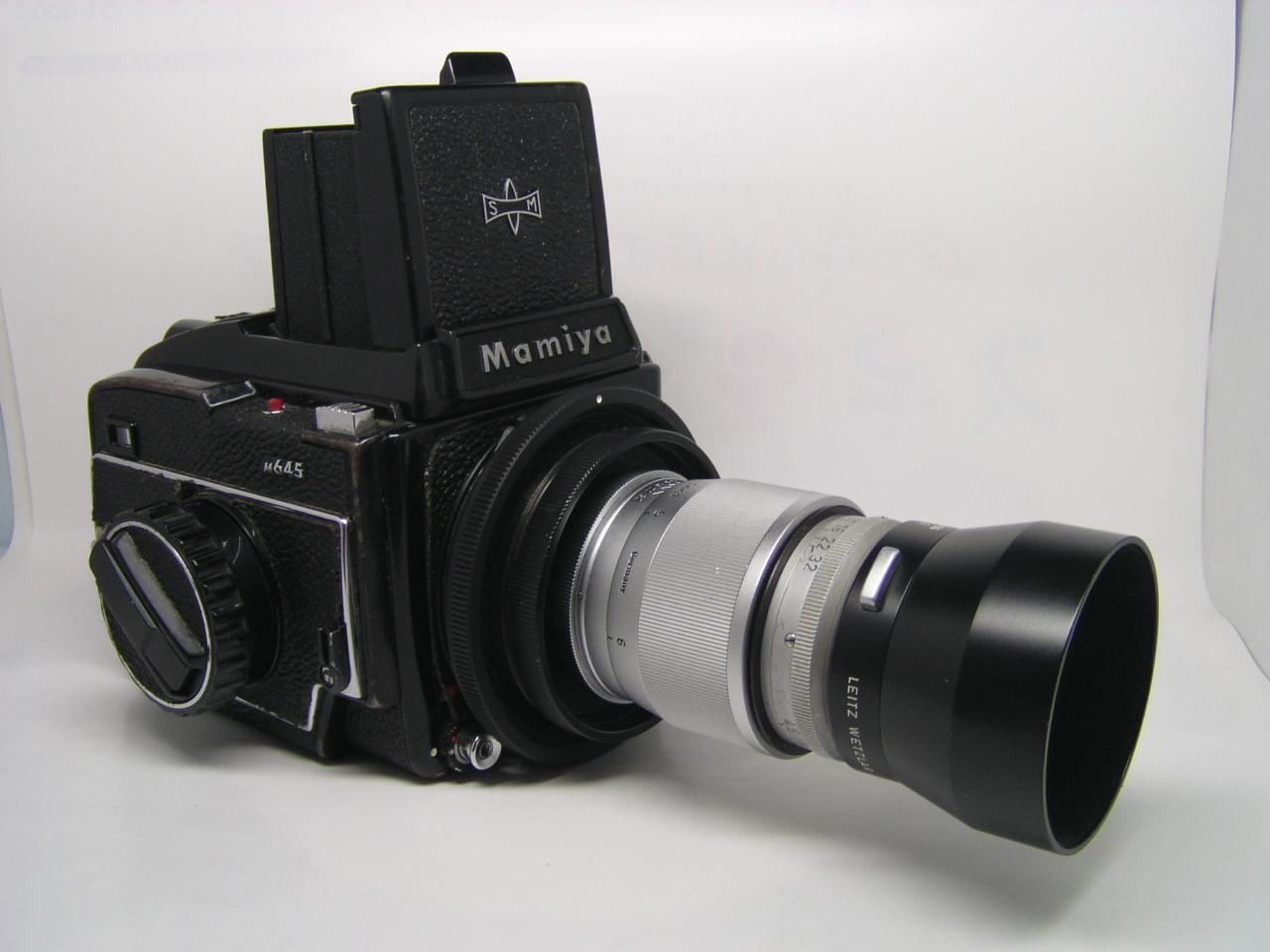 ライカビゾ用のレンズを各種カメラに活用*****キューちゃん_d0138130_1621687.jpg