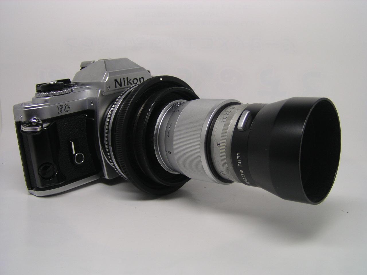 ライカビゾ用のレンズを各種カメラに活用*****キューちゃん_d0138130_1622211.jpg