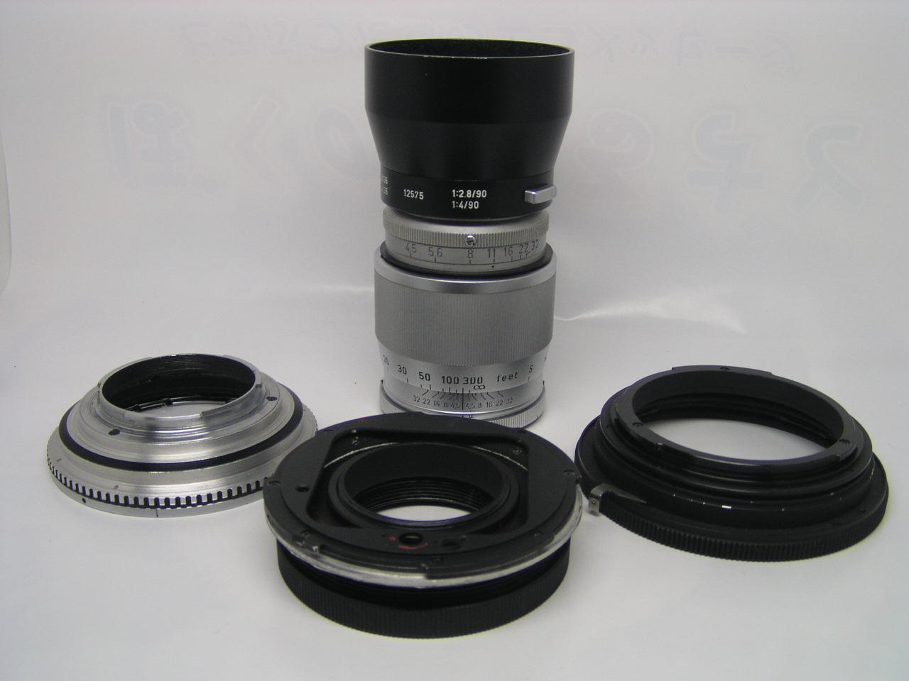 ライカビゾ用のレンズを各種カメラに活用*****キューちゃん_d0138130_16234438.jpg