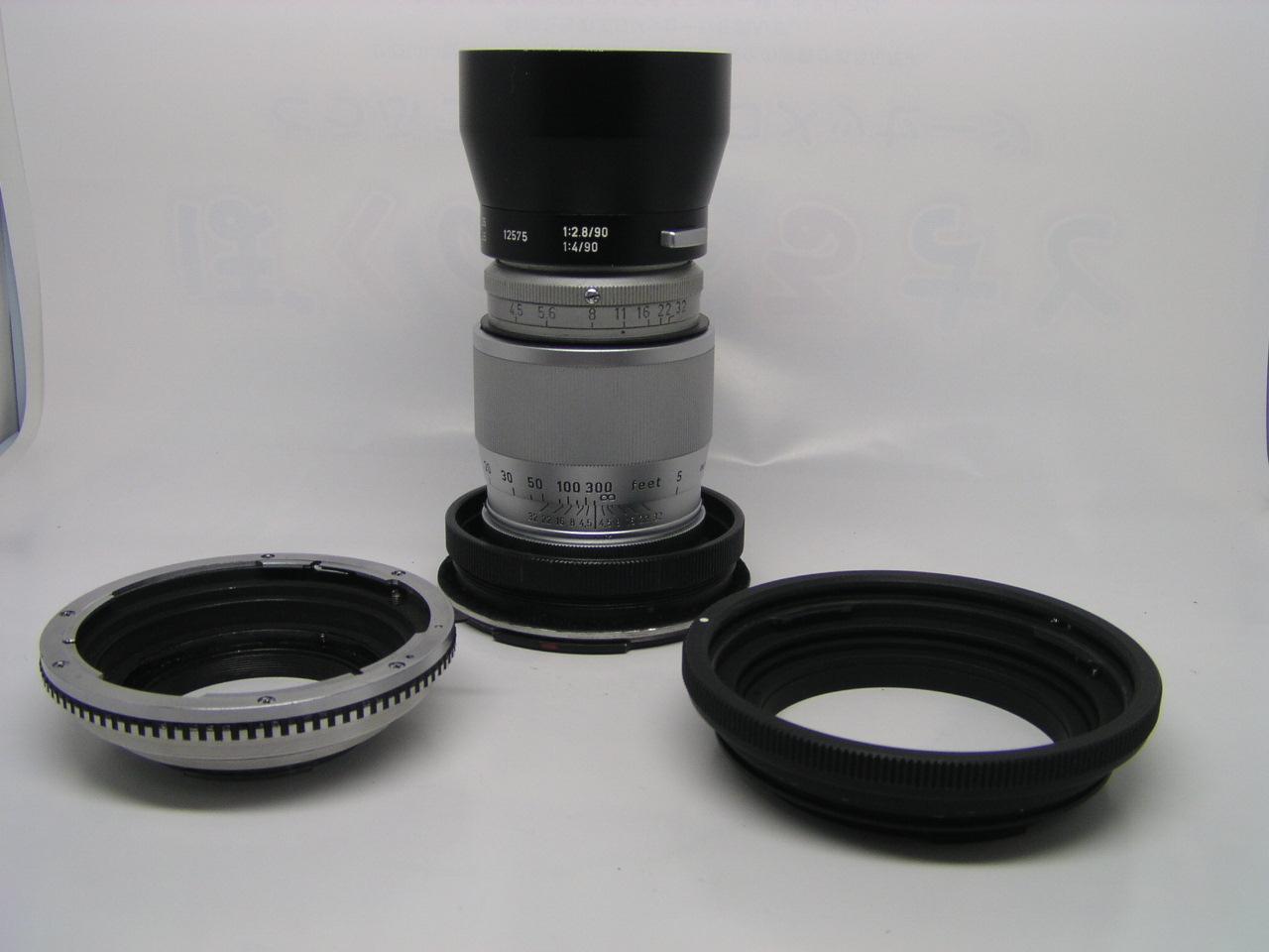 ライカビゾ用のレンズを各種カメラに活用*****キューちゃん_d0138130_1625113.jpg