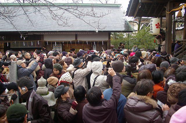 宇多須神社の節分祭 芸妓さんの舞い_d0043136_20335369.jpg