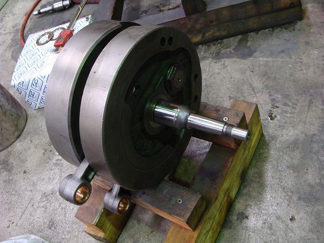 Flywheel 修理完了_c0152253_1956159.jpg