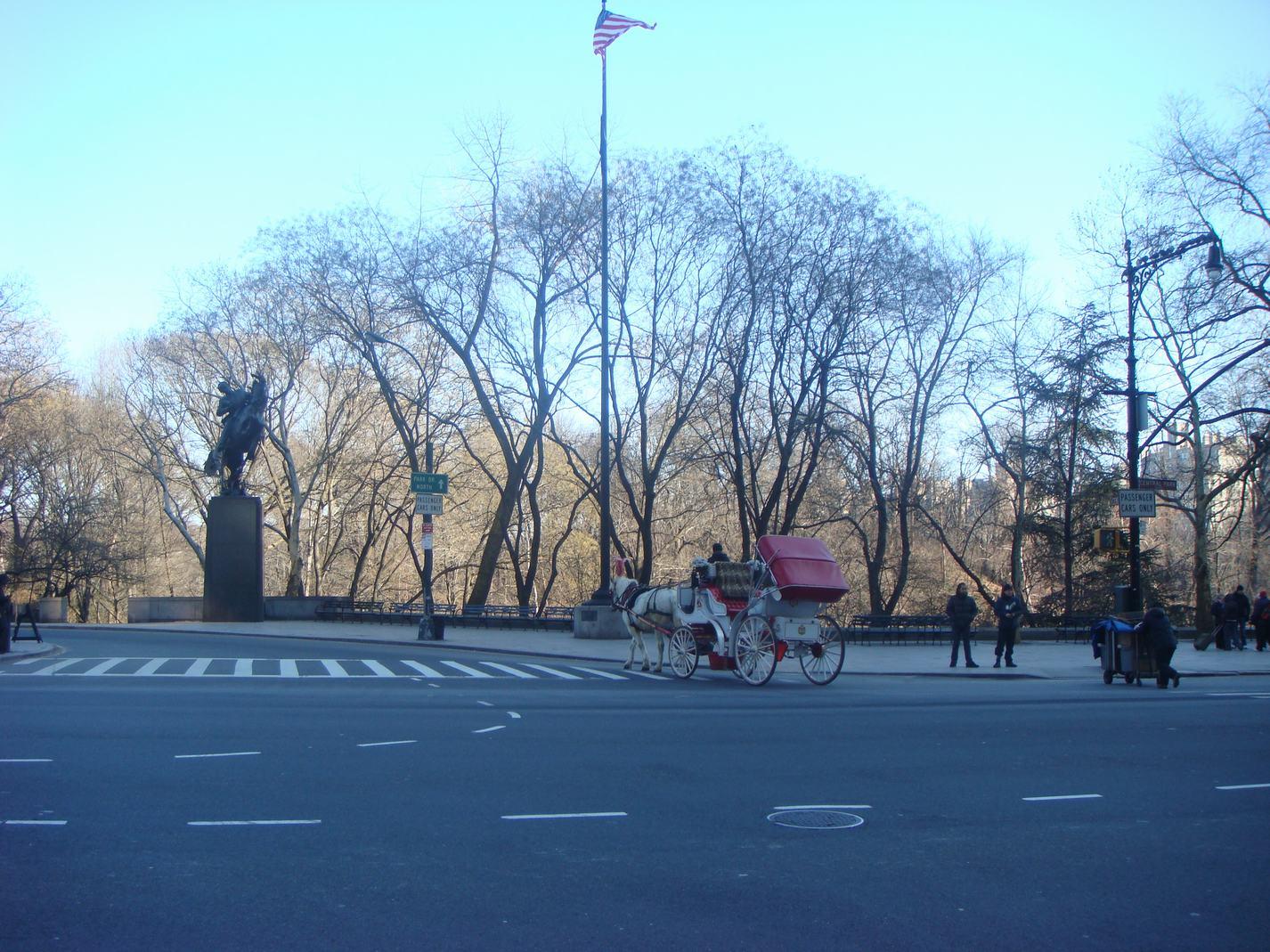 ニューヨークの街の中の散歩、_d0100880_23104546.jpg