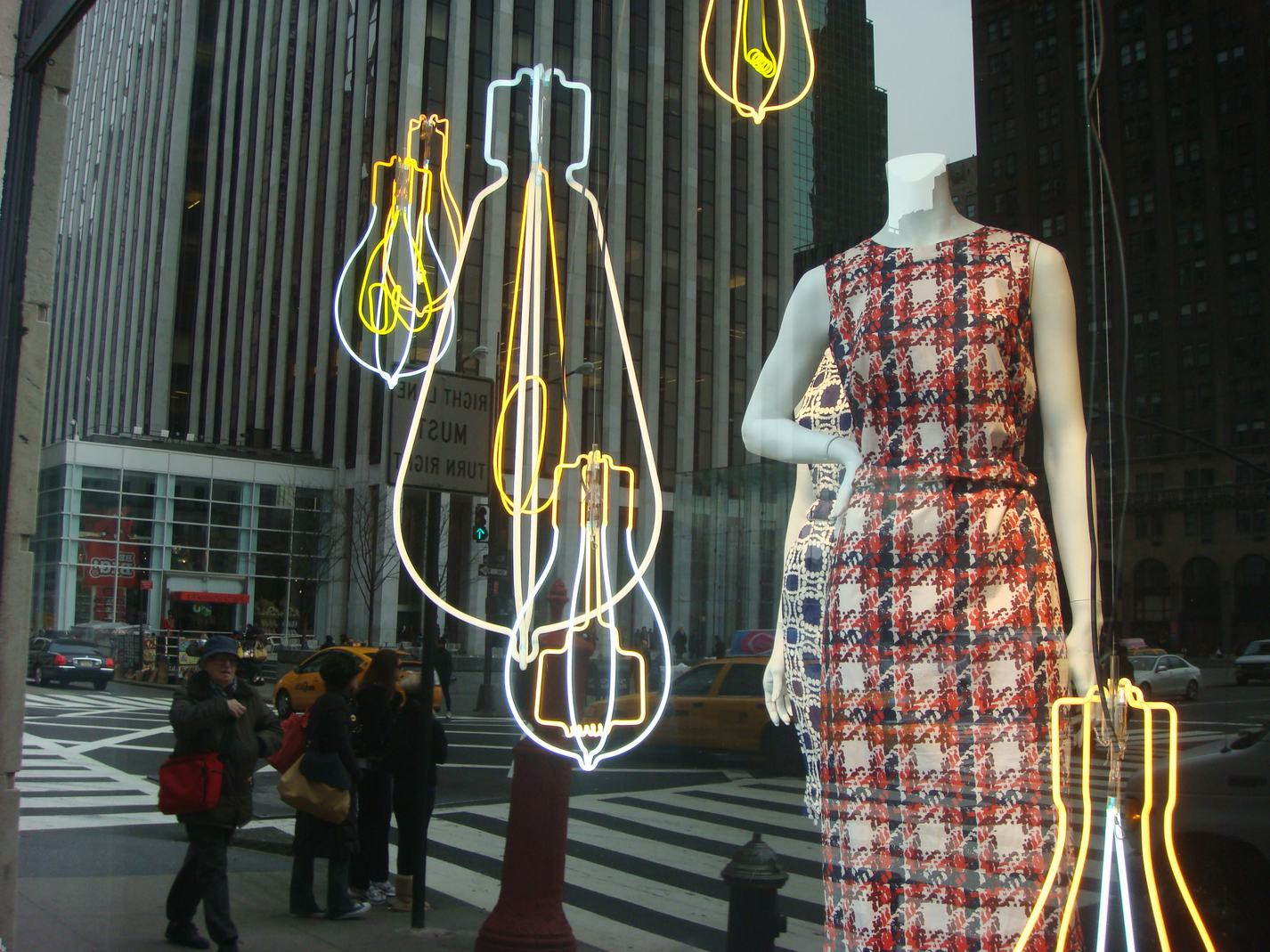 ニューヨークの街の中の散歩、_d0100880_23131746.jpg