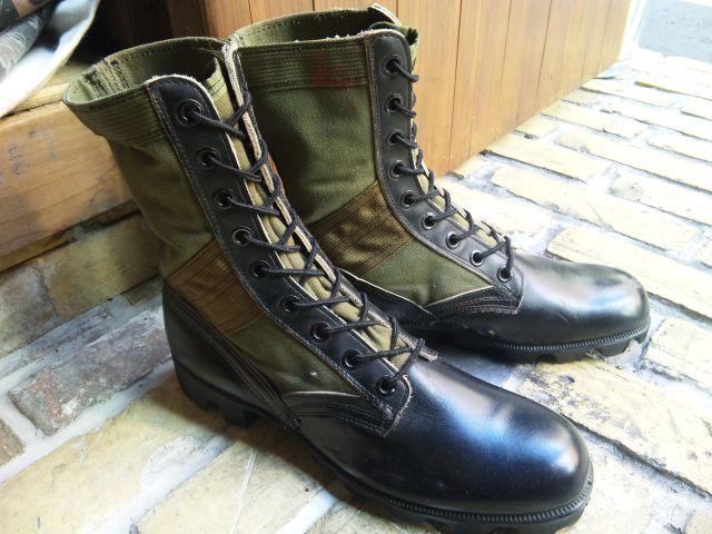 Military Boots (マグネッツ神戸トアウエスト店・ヴィンテージ)_c0078587_19285142.jpg