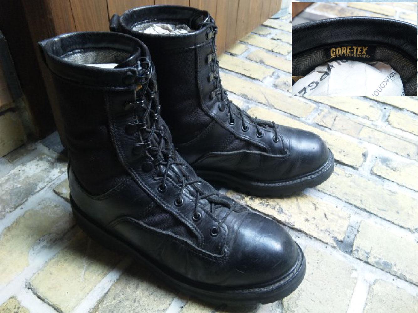 Military Boots (マグネッツ神戸トアウエスト店・ヴィンテージ)_c0078587_19291485.jpg