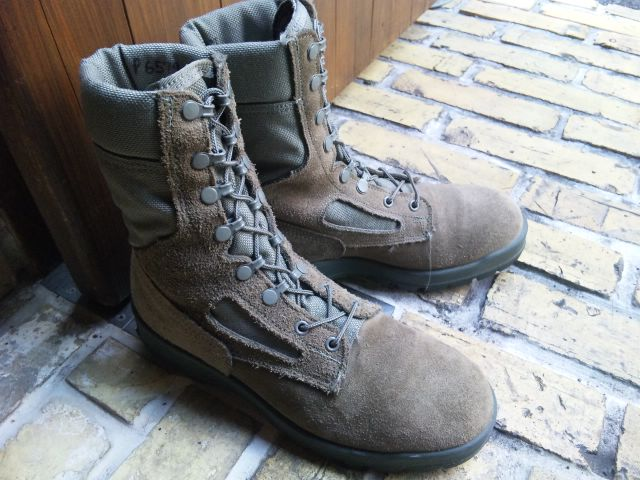 Military Boots (マグネッツ神戸トアウエスト店・ヴィンテージ)_c0078587_19301966.jpg