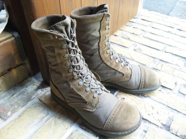 Military Boots (マグネッツ神戸トアウエスト店・ヴィンテージ)_c0078587_19303095.jpg