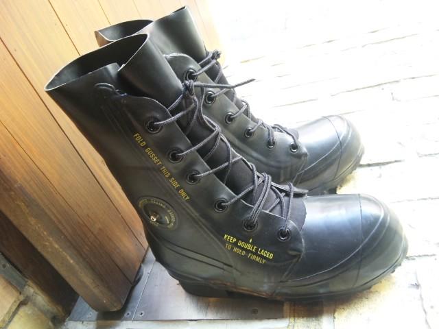 Military Boots (マグネッツ神戸トアウエスト店・ヴィンテージ)_c0078587_19304629.jpg