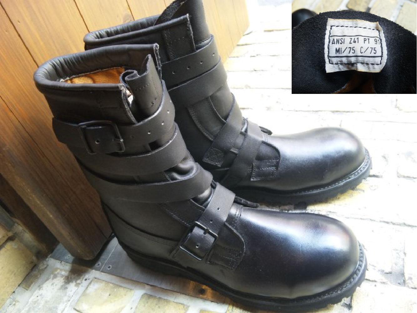 Military Boots (マグネッツ神戸トアウエスト店・ヴィンテージ)_c0078587_1931242.jpg