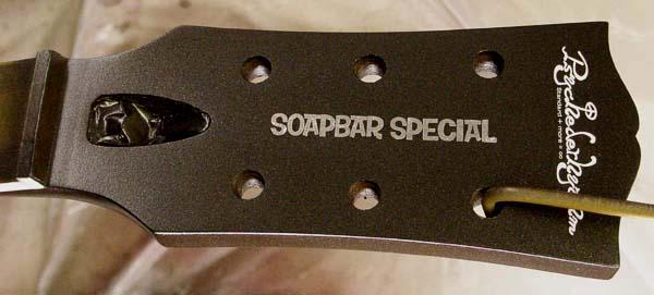 店頭販売用に「Soapbar Special #013」を製作中〜。_e0053731_205911100.jpg