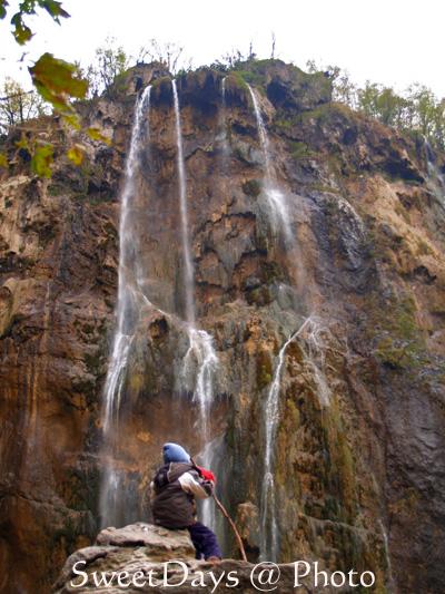 プリトヴィッツェの滝_e0046675_2356425.jpg