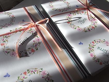 プレゼントにカードセット♪_b0105897_13542230.jpg