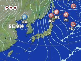 天気 図 予想 2 週間