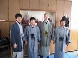 大島紬体験学習_e0194654_1653217.jpg
