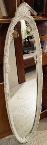 素敵な白い鏡・イタリアの大きなビン・小ぶりで渋いフォトフレーム入荷!!_a0096367_2242655.jpg