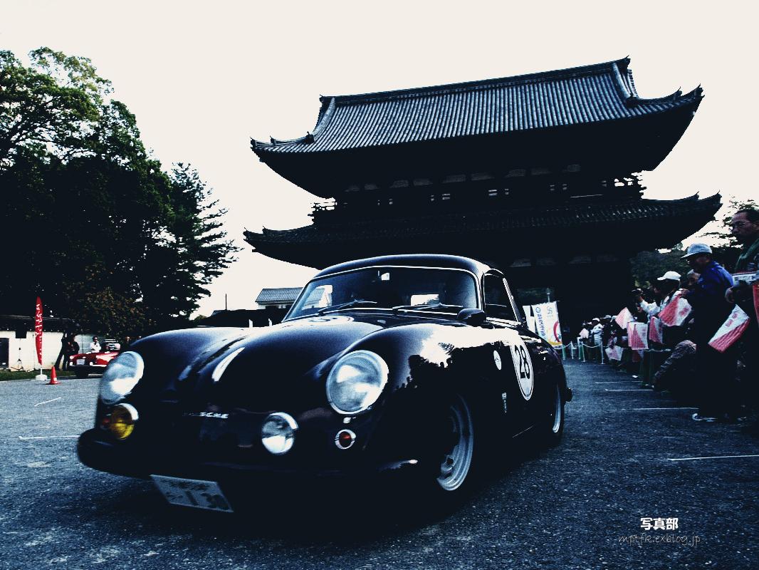 RALLY NIPPON TOKYO-KYOTO 2009 仁和寺5 _f0021869_22385185.jpg