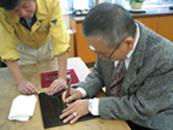黒田秀雄さんとデザイン巡り_a0155290_1149564.jpg
