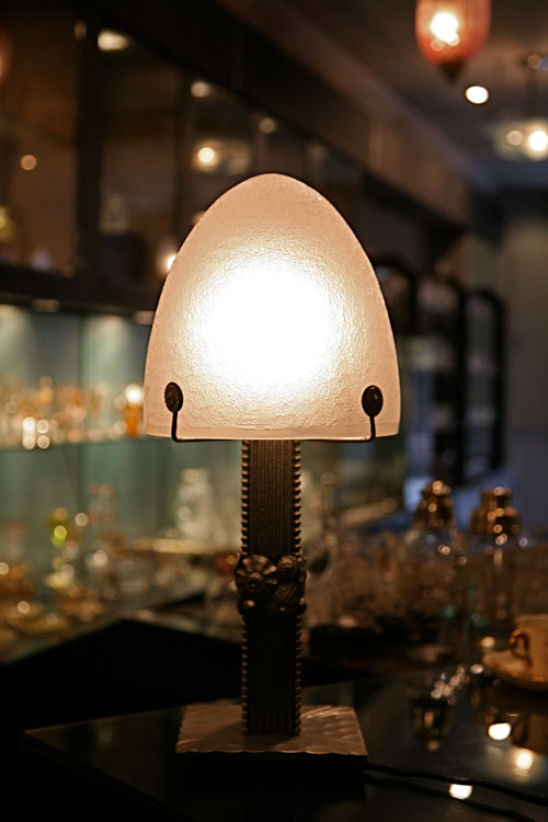 Muller Freres ミューラー Table Lamp_c0108595_920481.jpg