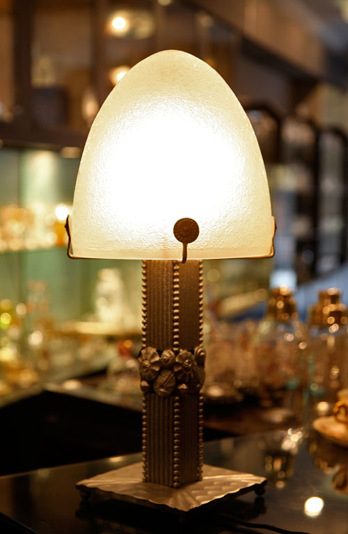 Muller Freres ミューラー Table Lamp_c0108595_9272657.jpg