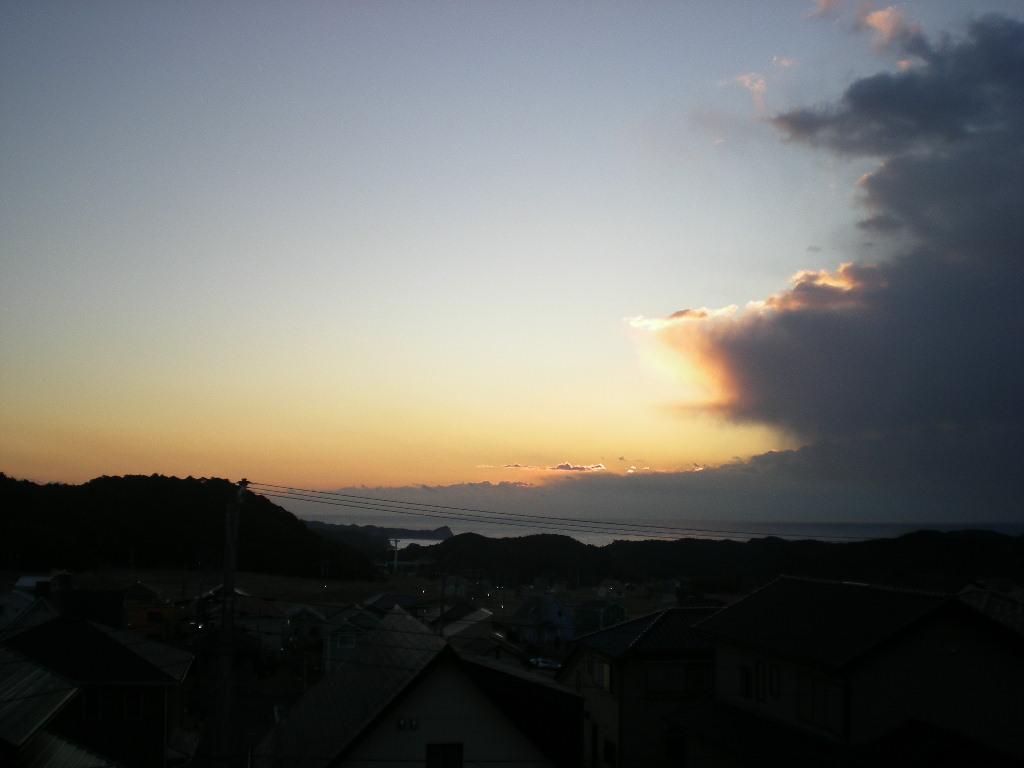 2010年2月6日(土)さぶ~い!夏が恋しい!_f0060461_13514781.jpg