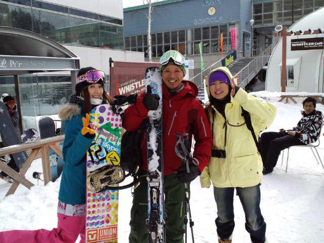 苗場スキー場には人が集まる♪_c0151965_11544318.jpg