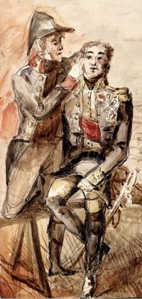 拿破崙最完美的擲彈兵猛帥-烏迪諾(Nicolas Oudinot)_e0040579_5575110.jpg