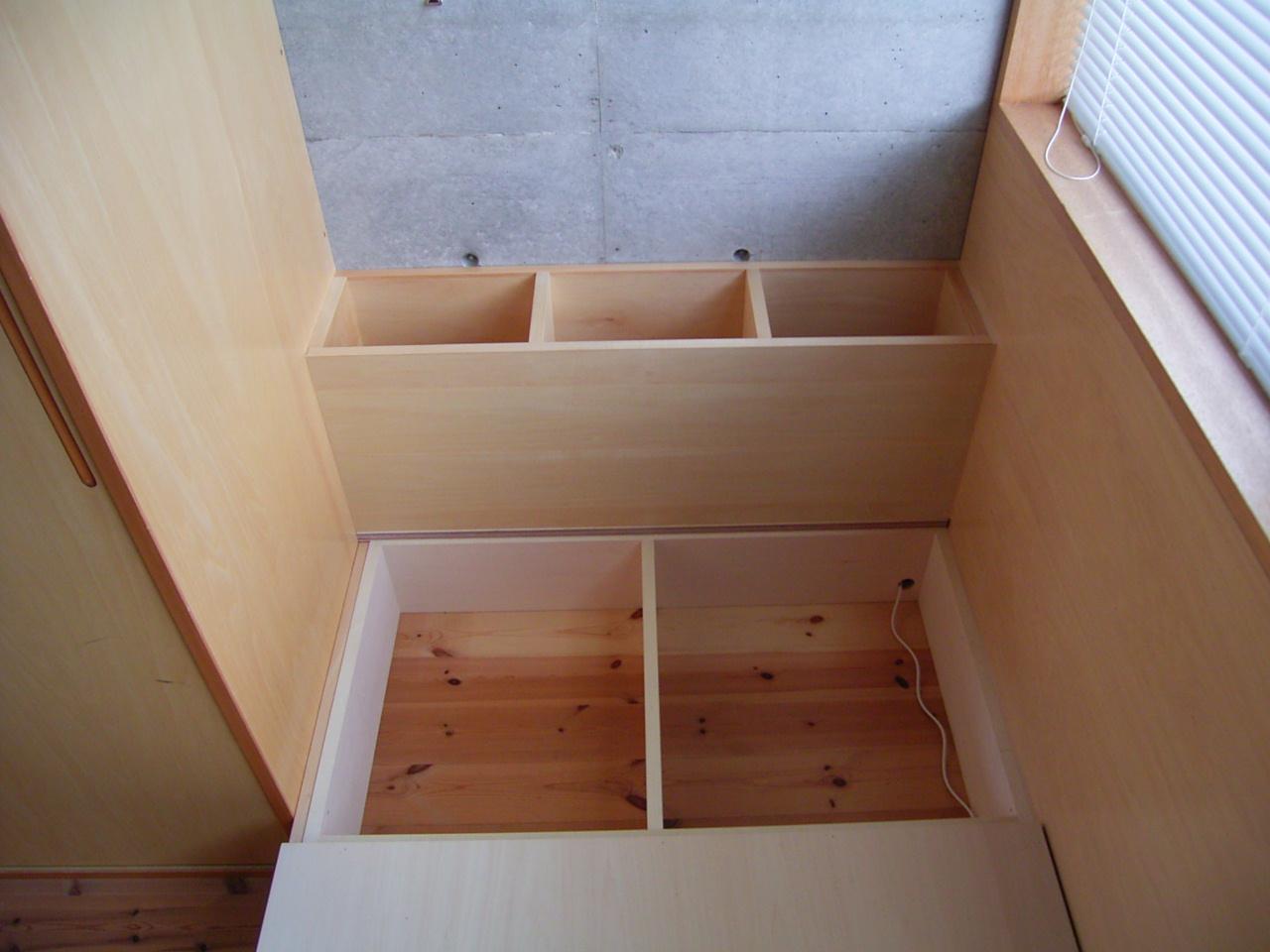 子供室のベッド工事_a0122098_161387.jpg