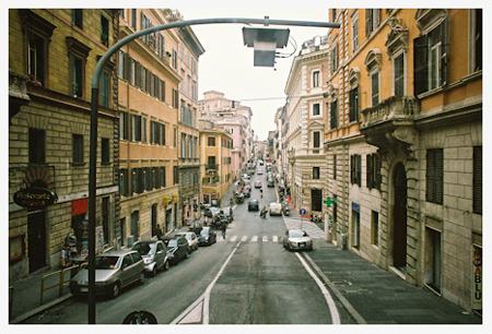 イタリア旅行記六日目④~カラフル・ローマお散歩★二階建てバスに乗ってスペイン広場へ_b0127032_23414256.jpg