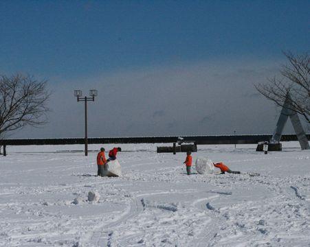 雪!_d0103450_1043833.jpg