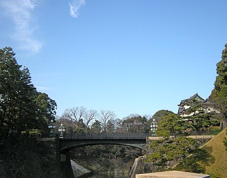 2月7日 東京散歩 皇居外回り_a0001354_22302947.jpg