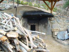 炭焼き小屋から(1) 炭焼き体験_b0102572_22182241.jpg