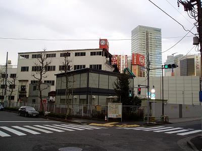 さよなら交通博物館 建物の解体状況(3)_f0030574_20525740.jpg