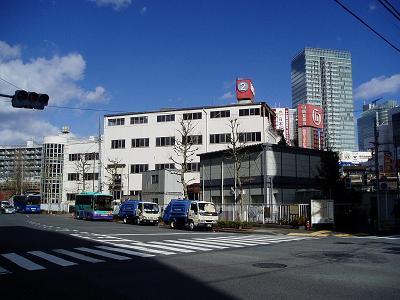 さよなら交通博物館 建物の解体状況(3)_f0030574_20562084.jpg