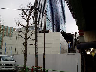 さよなら交通博物館 建物の解体状況(3)_f0030574_2121073.jpg