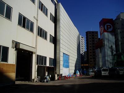 さよなら交通博物館 建物の解体状況(3)_f0030574_2143840.jpg