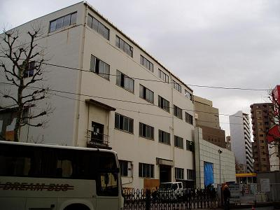 さよなら交通博物館 建物の解体状況(3)_f0030574_21444459.jpg