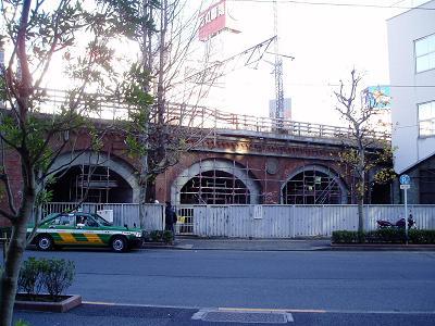 さよなら交通博物館 建物の解体状況(3)_f0030574_2213949.jpg