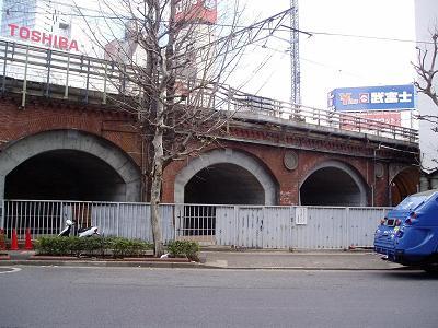さよなら交通博物館 建物の解体状況(3)_f0030574_2223447.jpg