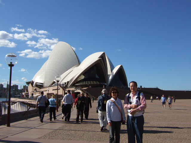 オーストラリアの旅 No.3  シドニー観光_e0024094_11365220.jpg