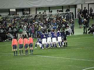 日本×中国 東アジア選手権2010_c0025217_0344775.jpg