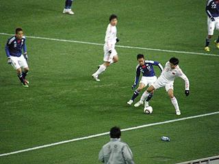 日本×中国 東アジア選手権2010_c0025217_0394483.jpg
